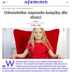 Ofeminin o Poli Stępniewicz