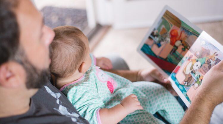 książeczki dla najmłodszych- najlepszy sposób na rozwój dziecka